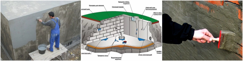 Купить в москве гидроизоляцию для бетона ванная комната бетон
