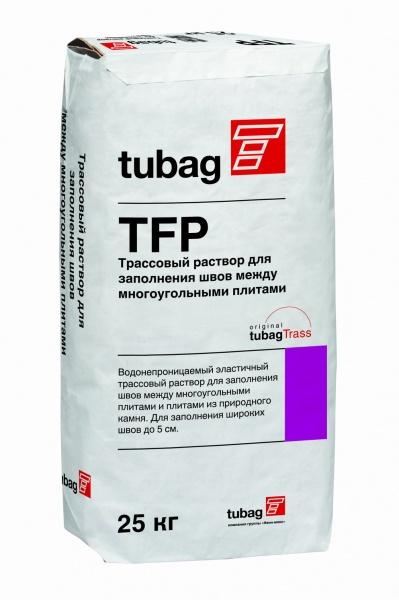 Quick-Mix Затирка для брусчатки, тротуарного кирпича камня (трассовый) TFP, серый, 25кг